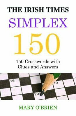 Simplex 150 by O'Brien, Mary Paperback Book The Cheap Fast Free Post