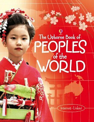 Peoples of the World (Internet Linked Reference) by Anna Claybourne Paperback