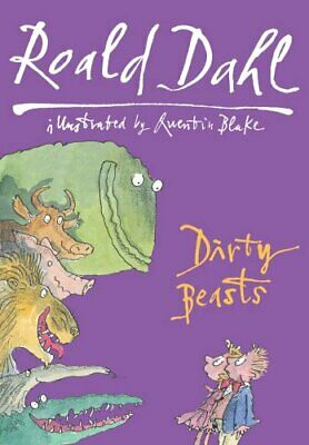 Dirty Beasts by Dahl, Roald Book The Cheap Fast Free Post