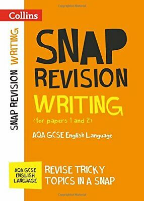 Writing (for papers 1 and 2): AQA GCSE 9-1 English Language: ... by Collins GCSE