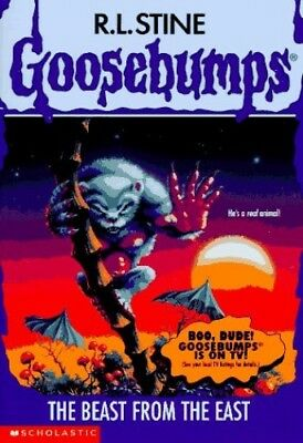 The Beast from the East (Goosebumps) by Stine, R. L. Book The Cheap Fast Free