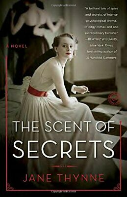 The Scent of Secrets (Clara Vine) by Thynne, Jane Book The Cheap Fast Free Post