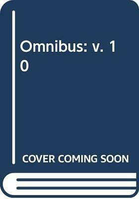 Omnibus: v. 10 by Edson, J. T. Paperback Book The Cheap Fast Free Post