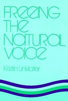 Freeing the Natural Voice by Linklater, Kristin Paperback Book The Cheap Fast