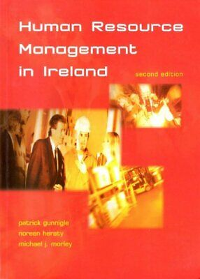 Human Resource Management in Ireland by Morley, Michael J. Paperback Book The