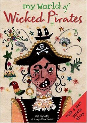 Wicked Pirates (My World of.) by Meg Clibbon Paperback Book The Cheap Fast Free