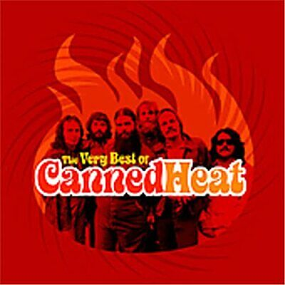 Very Best Of Canned Heat -  CD TQVG The Cheap Fast Free Post The Cheap Fast Free