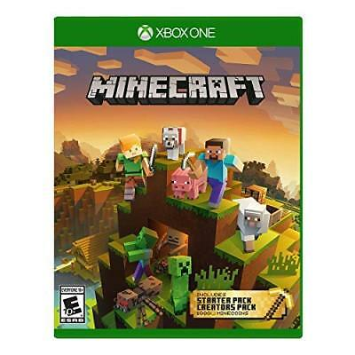 Minecraft Master Collection Xbox One  -  Xbox One exclusive - ESRB Rated E10+ -