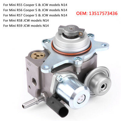 High Pressure Fuel Pump For MINI Cooper S Turbocharged R55 R56 R57 R58 R59 JCW