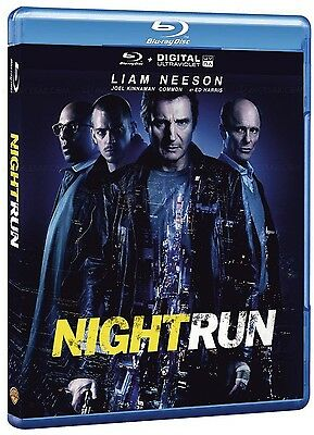Blu Ray + Digital UV //  NIGHT RUN  // Liam Neeson - Ed Harris / NEUF cellophané