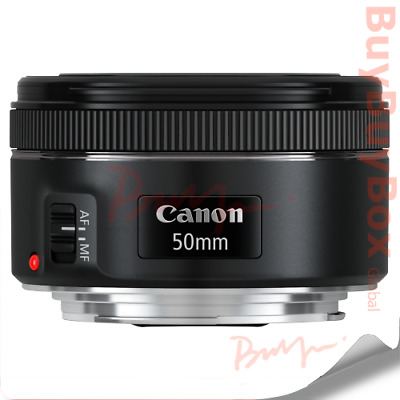 Canon EF 50mm f/1.8 STM Lens  Camera Lens