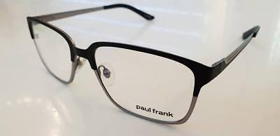 Occhiali Da Vista Paul Frank, Uomo, Arrived And Departed Rx111 Matte Black
