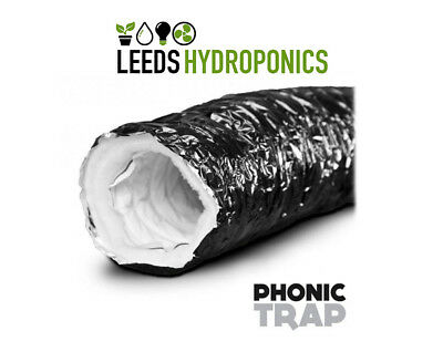"6"" Phonic Trap Acoustic Ducting - Quietest Ducting On Market!"