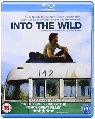 Into The Wild [Blu-ray] [2007] -  CD EMLN The Fast Free Shipping