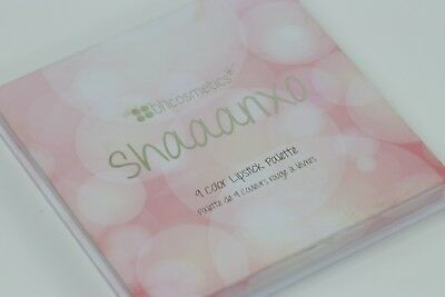 BH COSMETICS x SHAAANXO EYESHADOW & LIP  PALETTE LIMITED EDITION  W/O BOX!!