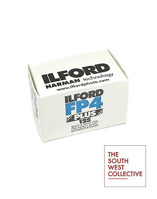 Ilford FP4 125 Black and White 35mm Film Photography