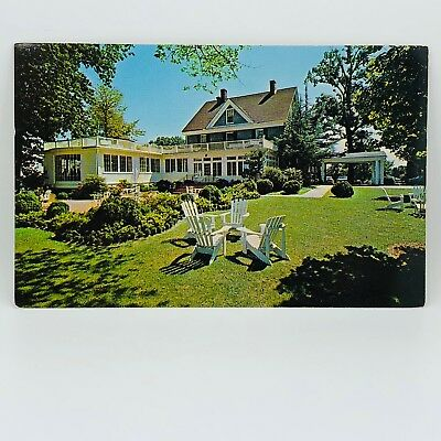 Postcard Maryland Distinctive Country Dining Olney Inn Olney MD - Unused C-6s