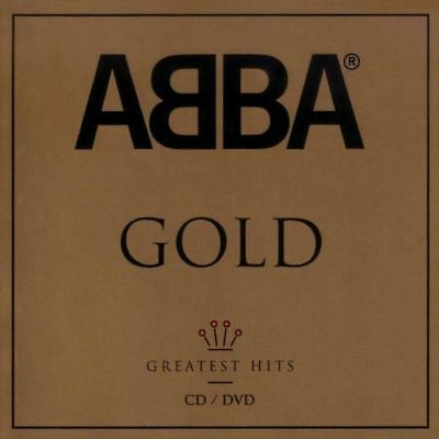 ABBA gold (greatest hits) (CD compilation & DVD video, limited edition, 2004)