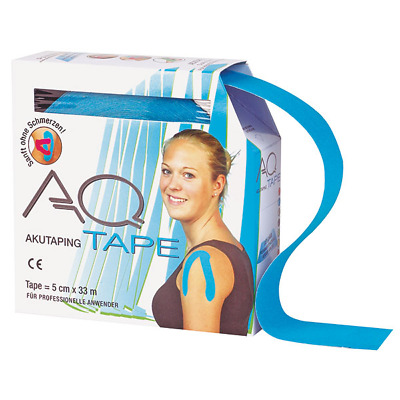 AQ-Tapes Jumborolle Kinesiologie-Tape Physiotherapie-Tape Sport-Tape