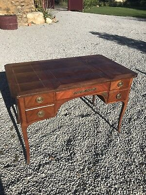 Antique French Louis Desk Dressing Table