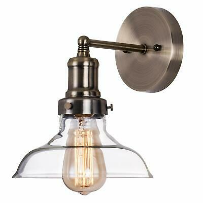 Industrial Vintage Swing Arm Wall Sconce Lighting Wall Lamp Fixture for Hallway