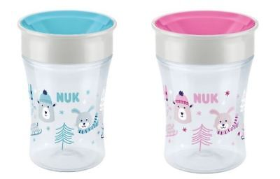 NUK Winter Wunderland Magic Cup 230ml Baby Trinklernbecher Limited Edition