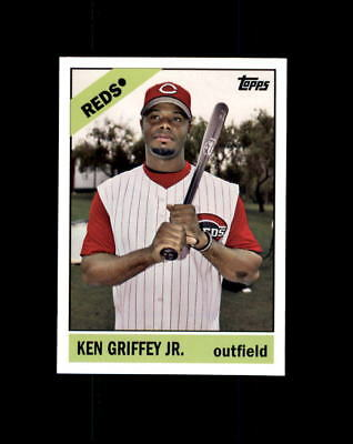 2008 Topps Trading Card History #TCH30 Ken Griffey Jr. (A)