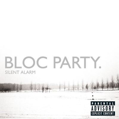 BLOC PARTY silent alarm (CD album & DVD video, limited edition) indie rock 2005