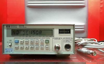 HP - Agilent - Keysight 437B Power Meter 3737U26447