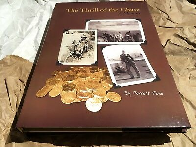 THE THRILL OF The Chase By Forrest Fenn brand new SIGNED or UNSIGNED