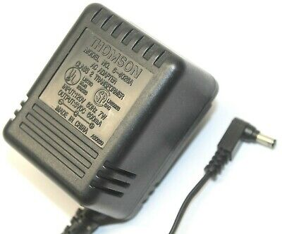 Thomson 5 4026a Ac Adapter Supply Charger 3 Volt 600ma Cl 2 Transformer