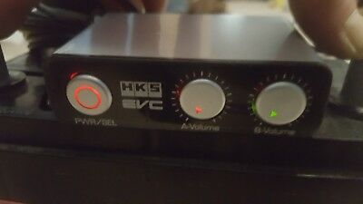 Hks Evc V 5 Silver Electronic Boost Controller Valve Main Control Unit Only