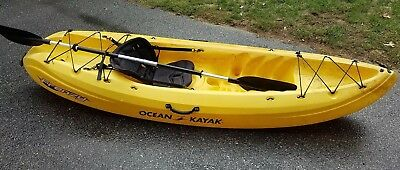 12ft Sit On Top Kayak With Paddle 180 00 Picclick