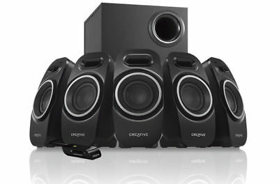 Creative SBS A550 5.1 Channel Speaker System