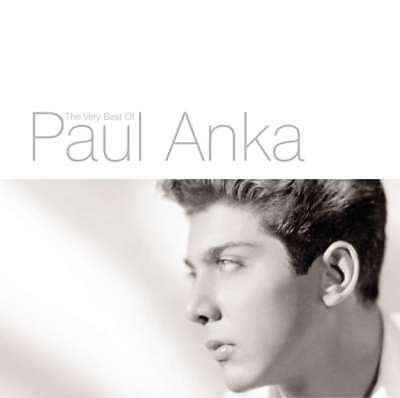 New: PAUL ANKA - The Very Best Of (Greatest Hits!) CD