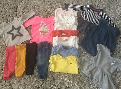Next Baby Girl Clothes Bundle 3-6 Months All Next