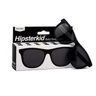 71e5784f78 FCTRY Hipsterkid Baby Opticals - Polarized Sunglasses w Strap Kids Girl Boy