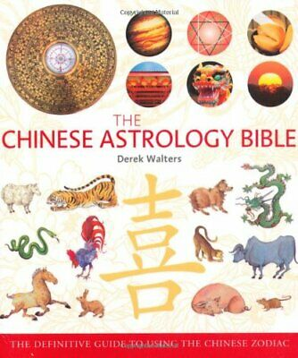 Chinese Astrology Bible: The definitive guide to ... by Walters, Derek Paperback