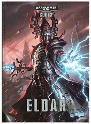 Codex: Eldar by Games Workshop Book The Cheap Fast Free Post