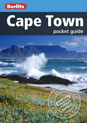 Berlitz: Cape Town Pocket Guide (Berlitz Pocket Guide... by APA Publications Lim