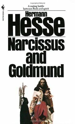 Narcissus and Goldmund by Hesse, Hermann Paperback Book The Cheap Fast Free Post