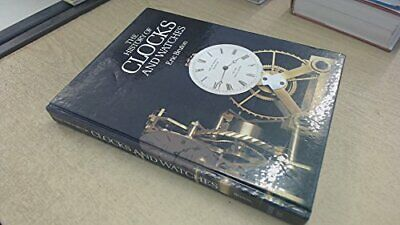 The History of Clocks and Watches -- w/ Dust Jacket by Bruton, Eric. Book The