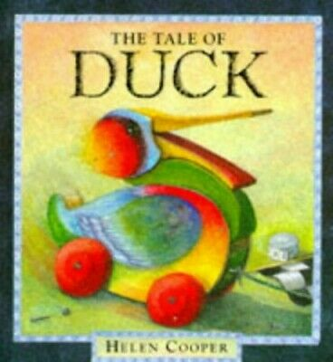 The Tale of Duck by Cooper, Helen Hardback Book The Cheap Fast Free Post