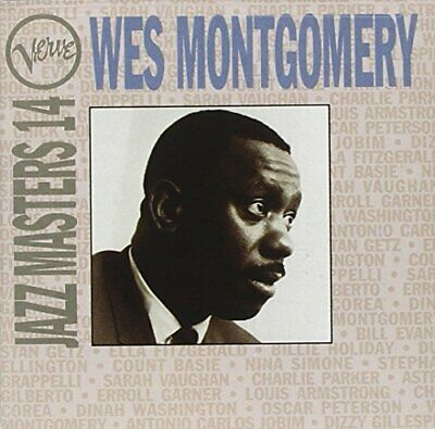 Wes Montgomery - Verve Jazz Masters 14 - Wes Montgomery CD RKVG The Cheap Fast