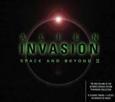 Alien Invasion: Space and Beyond II - Various Artists CD AAVG The Cheap Fast The