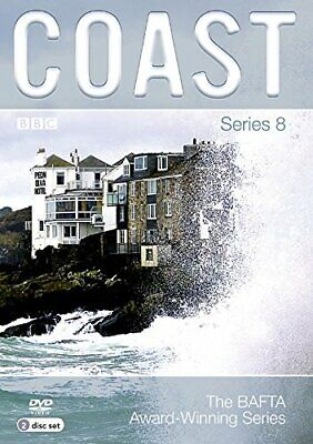 Coast BBC Series Eight [DVD] - DVD  CUVG The Cheap Fast Free Post