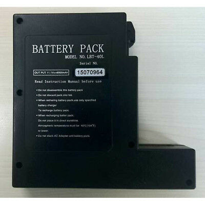 NEW Battery LBT-40 for INNO IFS-5 IFS-15 15A 15H 15S VIEW3 VIEW5 Fusion Splicer