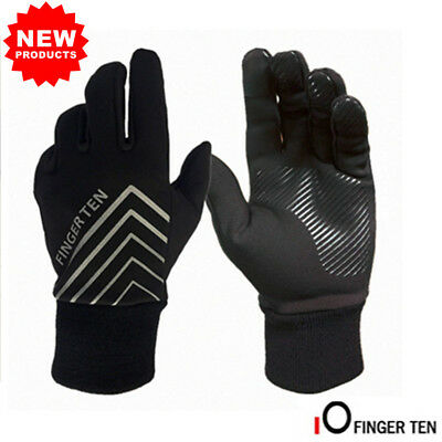 Winter Gloves Phone Touch Mens Womens Warm Windproof Texting Active Full Finger