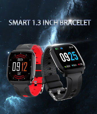 Smart Watch Bluetooth Inteligente Reloj Pulsera  Deportiva  para Android IOS TF9
