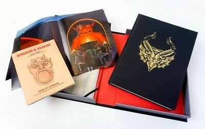 Dungeons and Dragons Art and Arcana (Special Edition, Boxed Book &Ephemera Set):